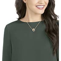 necklace woman jewellery Swarovski Hollow 5289495