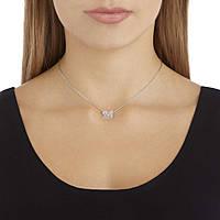 necklace woman jewellery Swarovski Iconic Swan 5215038