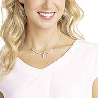 necklace woman jewellery Swarovski Leslie 5372292