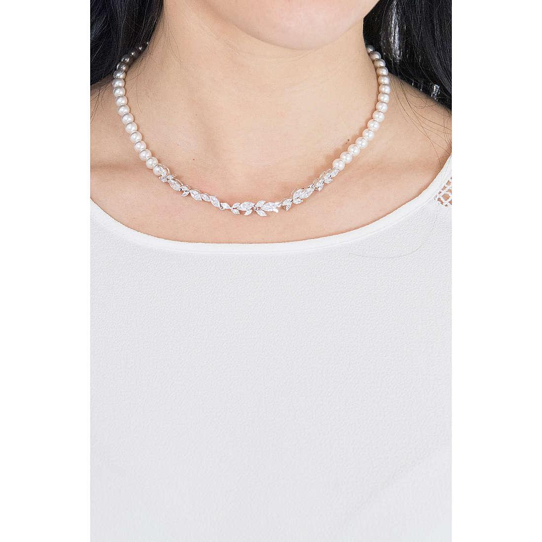 necklace woman jewellery Swarovski Louison 5414693