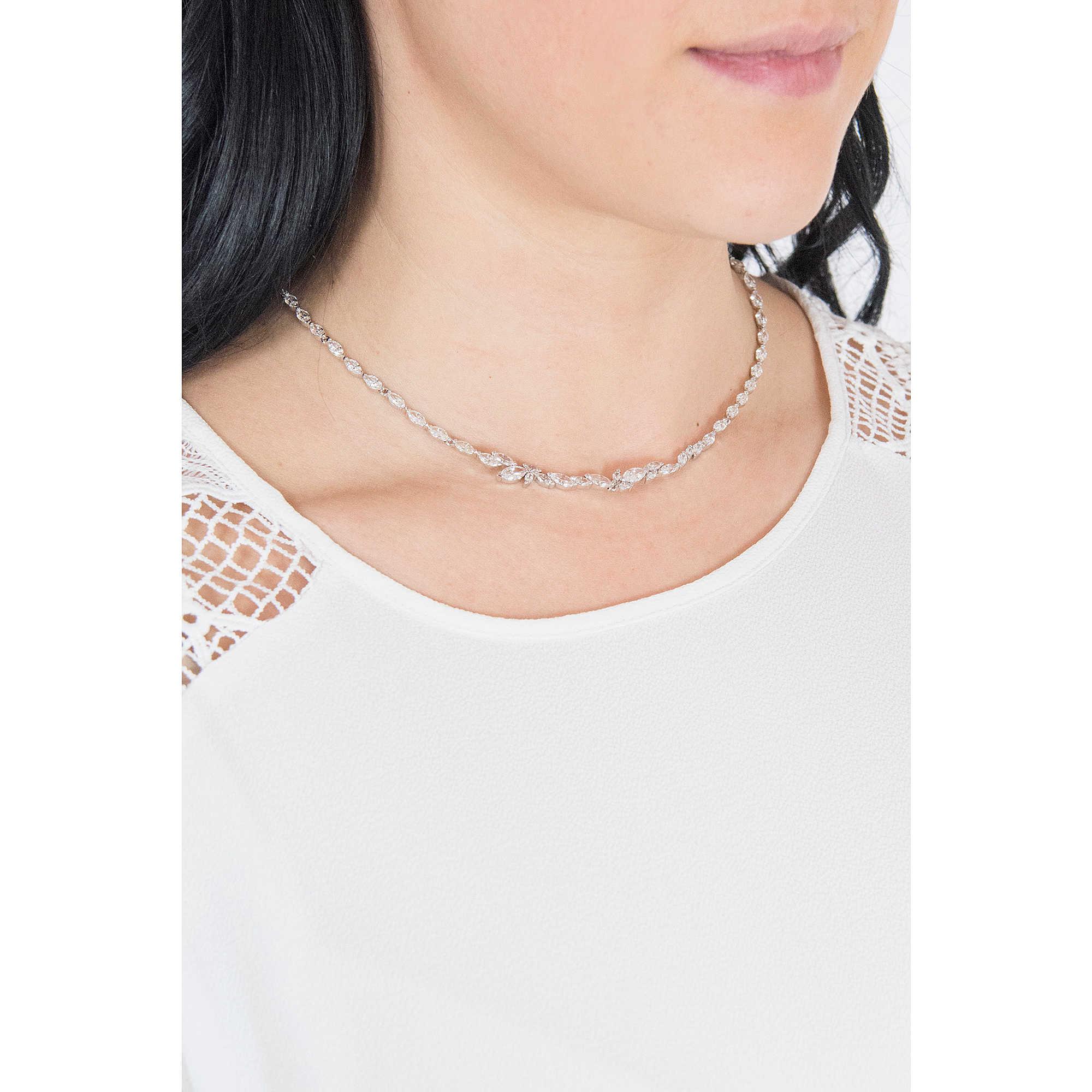 5b7da7225 necklace woman jewellery Swarovski Louison 5419235 necklaces Swarovski