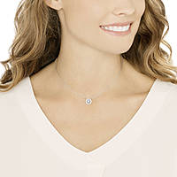 necklace woman jewellery Swarovski Sparkling Dc 5279425