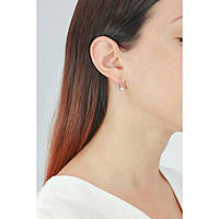 Ohrringen frau Schmuck GioiaPura GPSRSOR1813