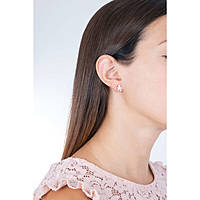 Ohrringen frau Schmuck GioiaPura GPSRSOR2339