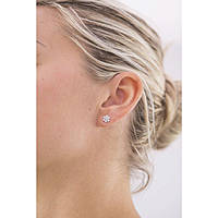Ohrringen frau Schmuck Guess UBE61070