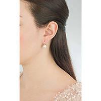 Ohrringen frau Schmuck Rebecca Hollywood Pearl BHOORR62