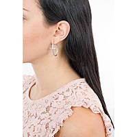 orecchini donna gioielli Amen Croci OROVBB