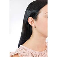 orecchini donna gioielli Bliss Coccole 20077628