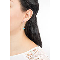 orecchini donna gioielli Brand Lucky Love 03ER002T