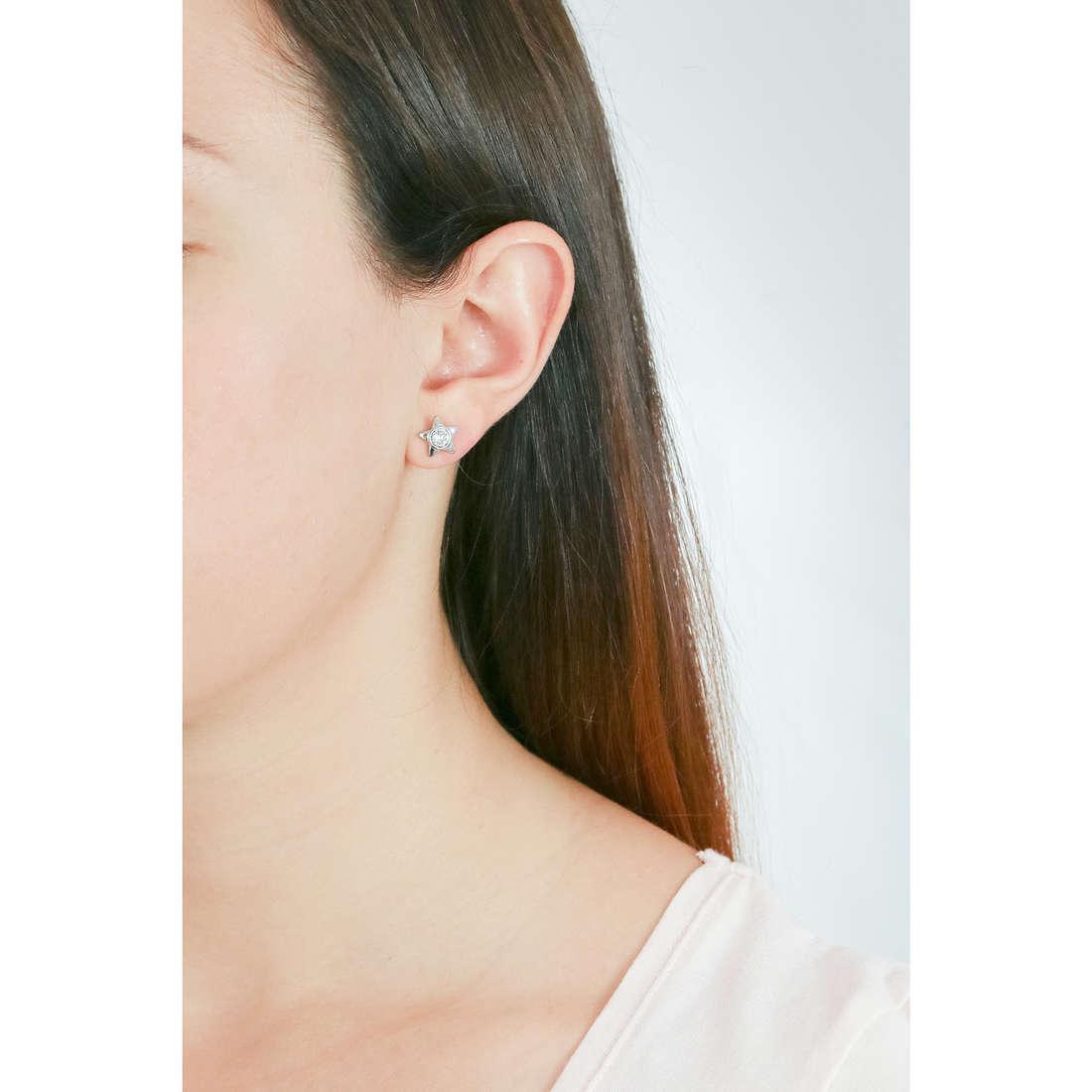 Brosway orecchini Epsilon donna BEO22 indosso