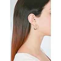 orecchini donna gioielli Brosway Mini Ribbon BBN24