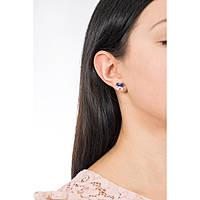 orecchini donna gioielli Comete Farfalle ORA 132