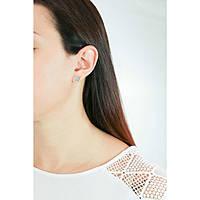 orecchini donna gioielli Comete Love Tag ORA 119