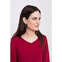 orecchini donna gioielli Comete Perla ORP 495