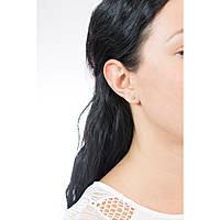 orecchini donna gioielli Comete Punti Luce ORB 871