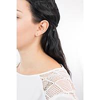 orecchini donna gioielli Comete Punto luce ORB 154