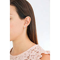 orecchini donna gioielli Fossil Classics JF02659791