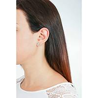 orecchini donna gioielli Fossil JF01150040