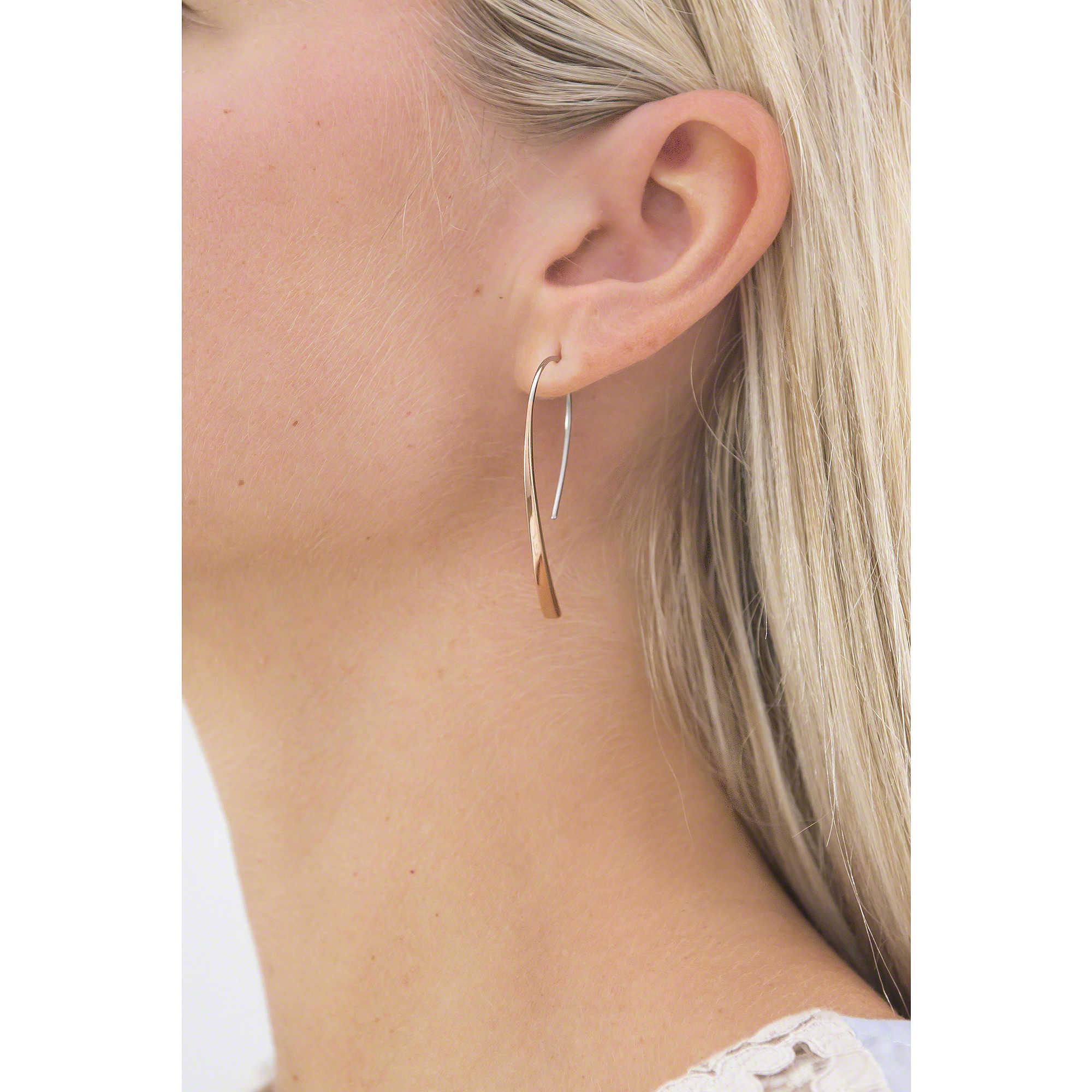 grande sconto a piedi scatti di design professionale orecchini donna gioielli Fossil Spring 15 JF01703791