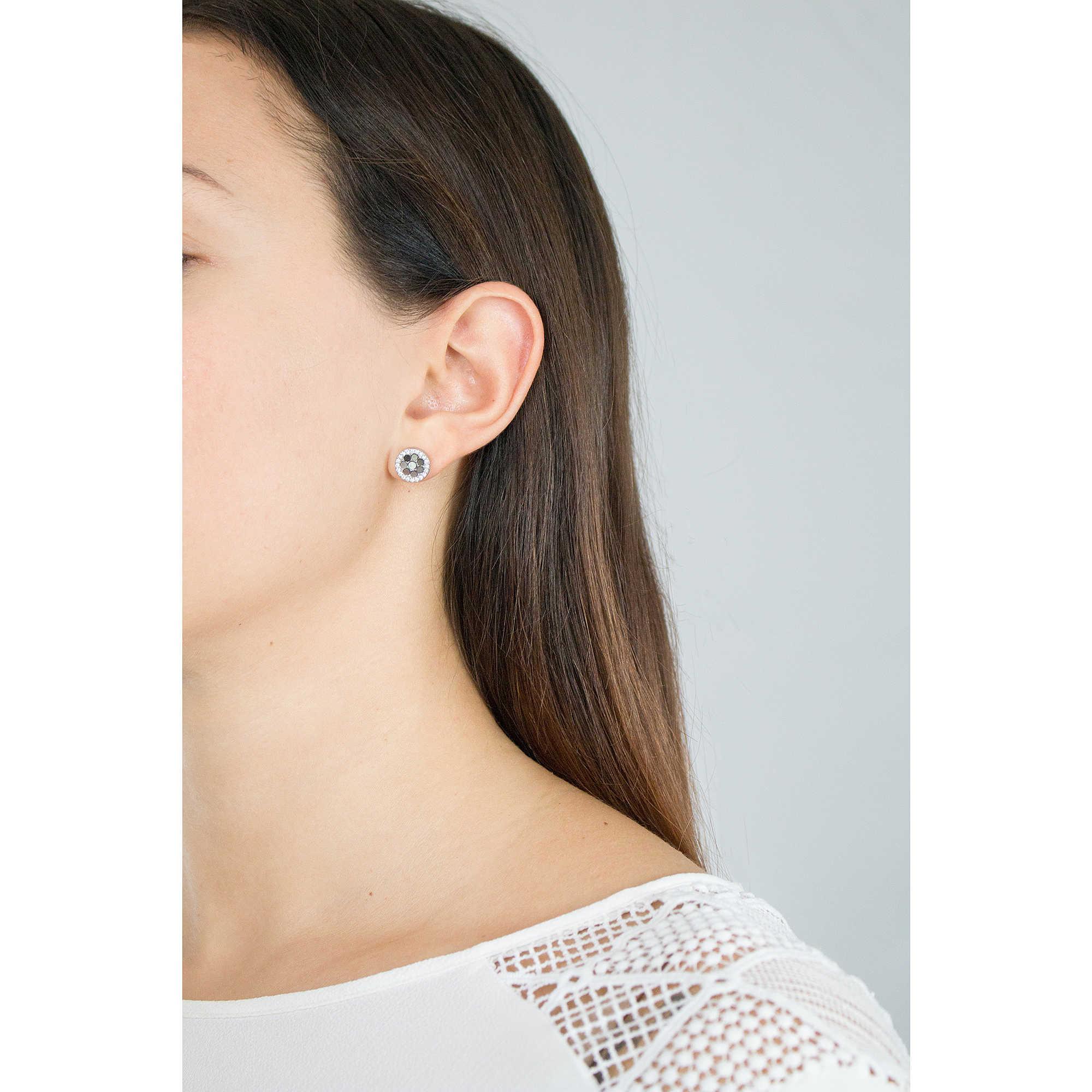 comprare in vendita varietà di stili del 2019 scegli l'autorizzazione orecchini donna gioielli Fossil Vintage Glitz JF02310040