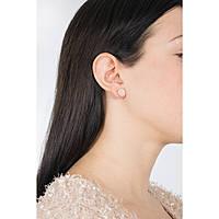 orecchini donna gioielli Fossil Vintage Glitz JF02745791