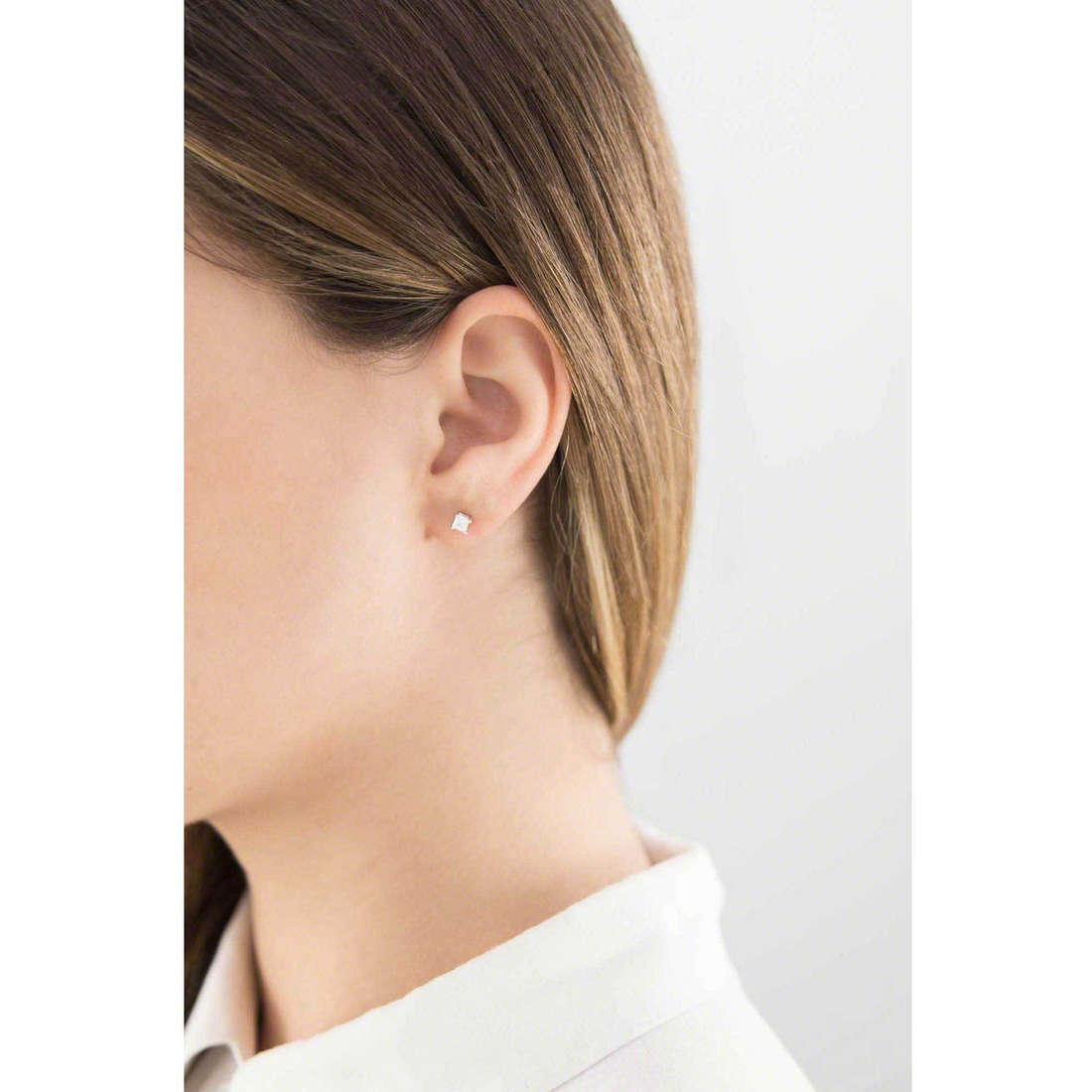 GioiaPura orecchini donna 19212-01-00 indosso