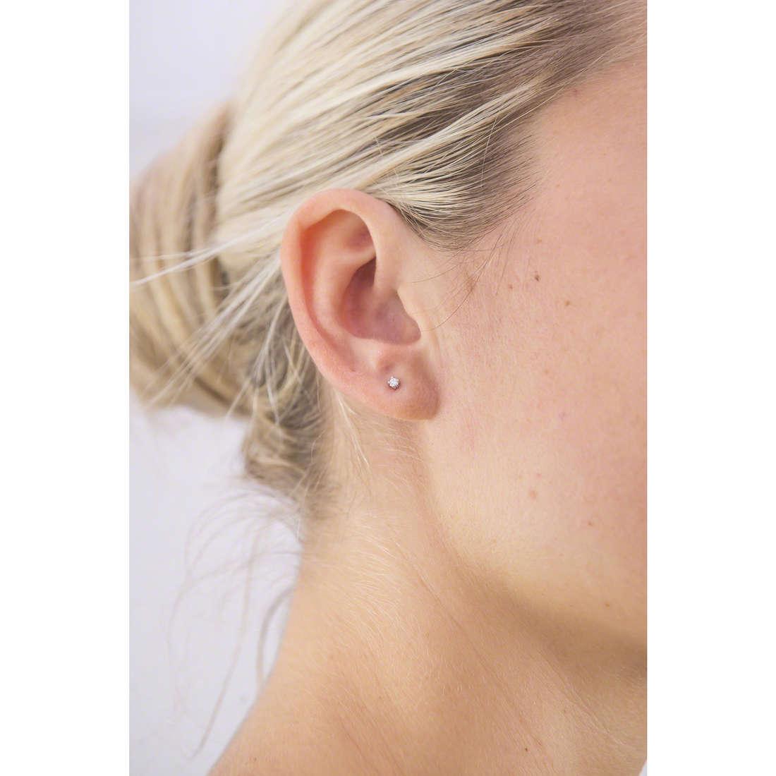 GioiaPura orecchini donna 20715-01-00 indosso