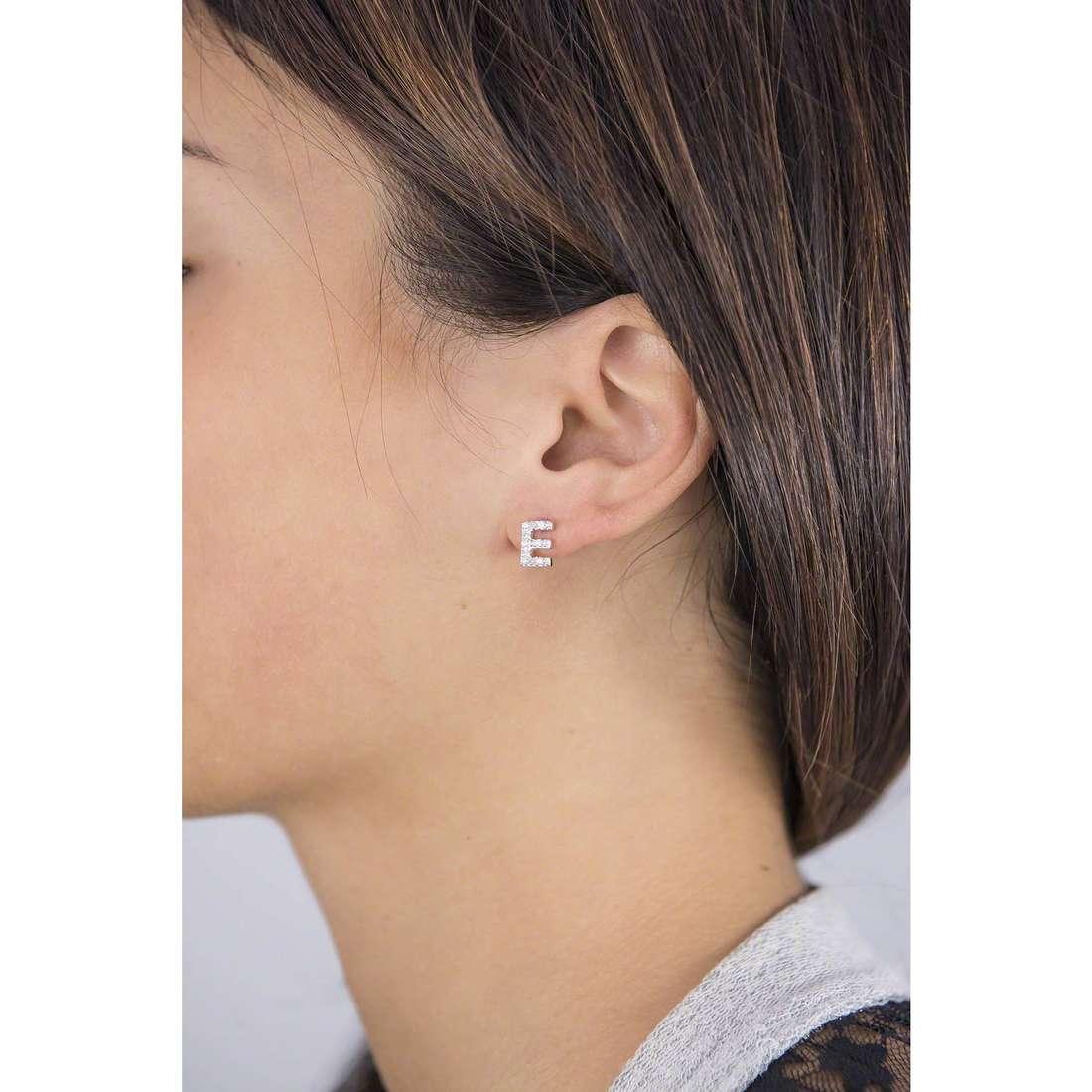 GioiaPura orecchini donna 23768-E01-00 indosso