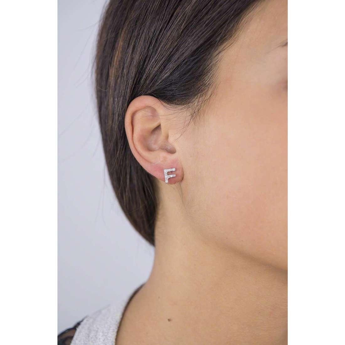 GioiaPura orecchini donna 23768-F01-00 indosso