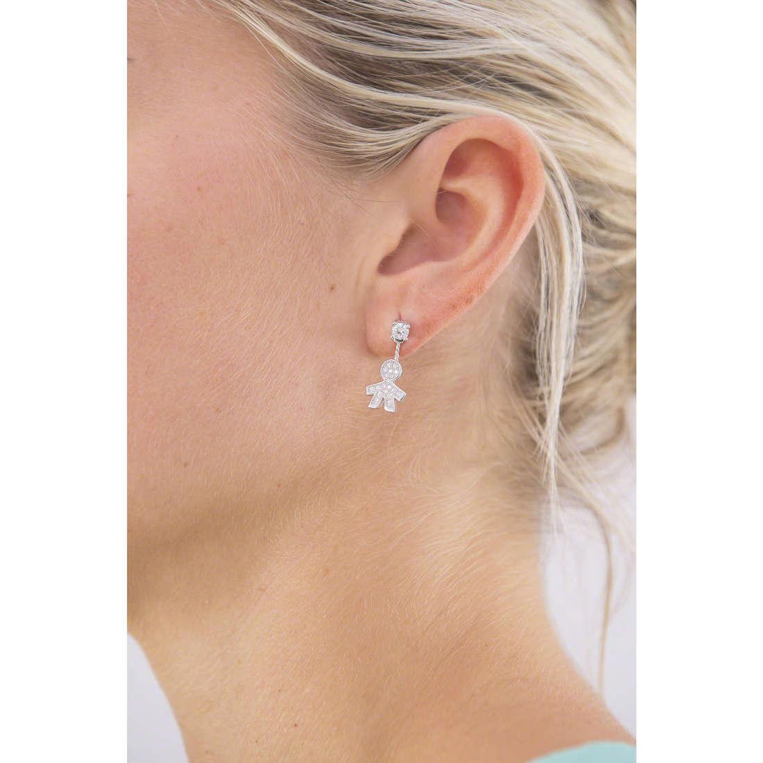 GioiaPura orecchini donna 36832-01-00 indosso