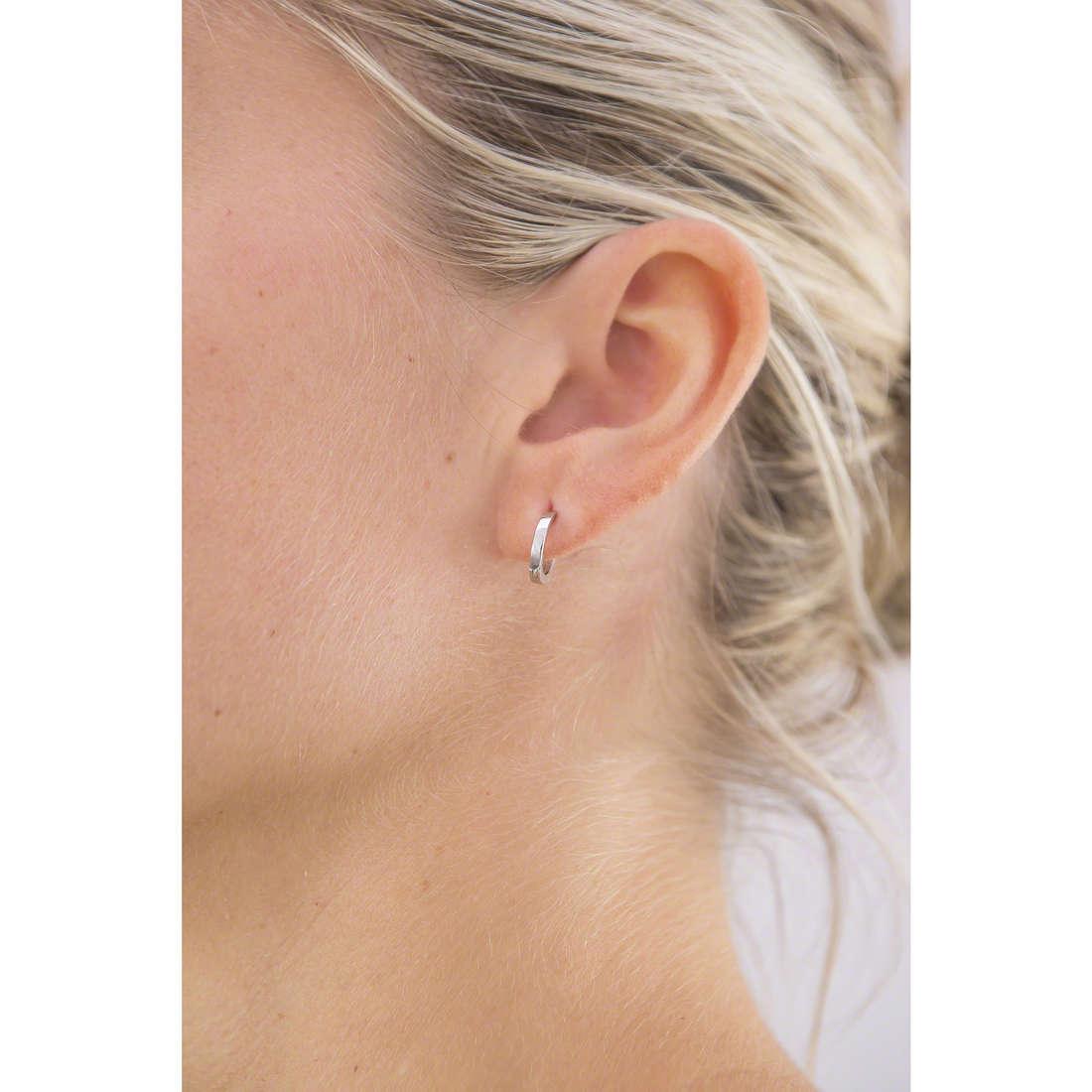 GioiaPura orecchini donna 37573-00-00 indosso