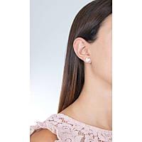 orecchini donna gioielli GioiaPura Battito WOM02235SU