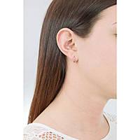 orecchini donna gioielli GioiaPura Fili d'argento 35213-00-00