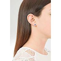 orecchini donna gioielli GioiaPura GPSRSOR1239-BL