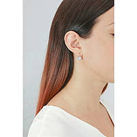 orecchini donna gioielli GioiaPura GPSRSOR1548-BI