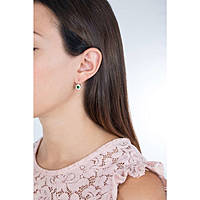 orecchini donna gioielli GioiaPura GPSRSOR1548-VE