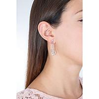 orecchini donna gioielli GioiaPura WOM01367SI