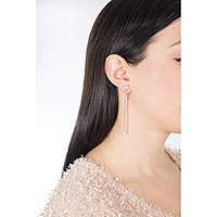 orecchini donna gioielli Guess Crystal Beauty UBE84123