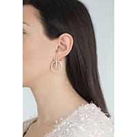 orecchini donna gioielli Guess Future Essential UBE84100