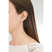 orecchini donna gioielli Guess Mariposa UBE83020