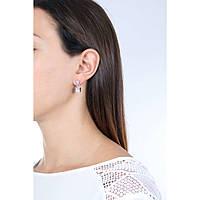 orecchini donna gioielli Guess Rolling Dice UBE83072