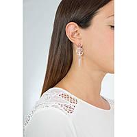orecchini donna gioielli Julie Julsen Rosè Julie JJER7955.4
