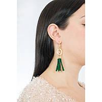 orecchini donna gioielli Le Carose Gold&Stone ORGOLST02