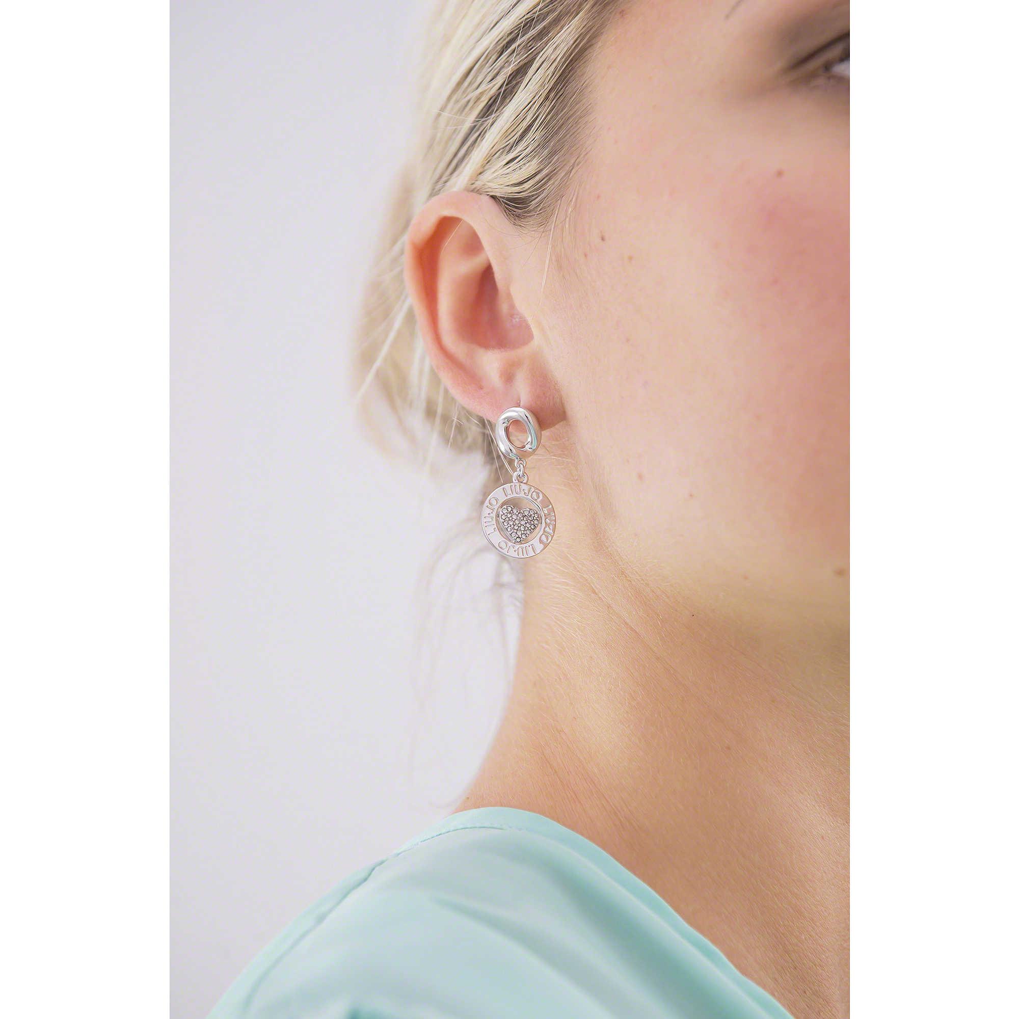 orecchini donna gioielli Liujo LJ975 orecchini Liujo outlet cf1b7c97a46