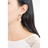 orecchini donna gioielli Lotus Style Pearls LS1852-4/1
