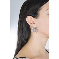 orecchini donna gioielli Luca Barra Albero Della Vita LBOK868