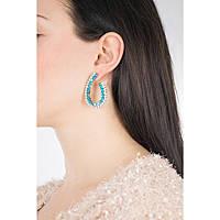 orecchini donna gioielli Luca Barra LBOK616