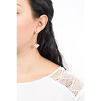 orecchini donna gioielli Luca Barra LBOK736