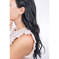 orecchini donna gioielli Luca Barra LBOK901