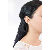 orecchini donna gioielli Melitea Punti Luce MO112